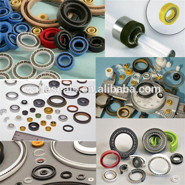 Oilfield Sealing Solutions Seals