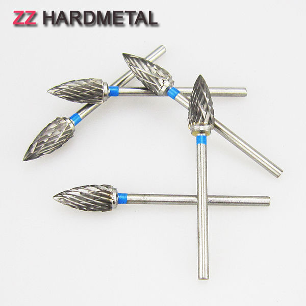 Rotary Tungsten Carbide Burrs