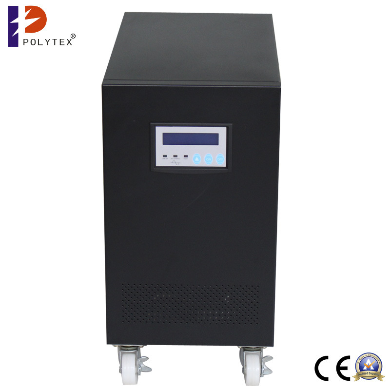 Generator Compatible CPU Controlled Solar Inverter 6kw 50Hz