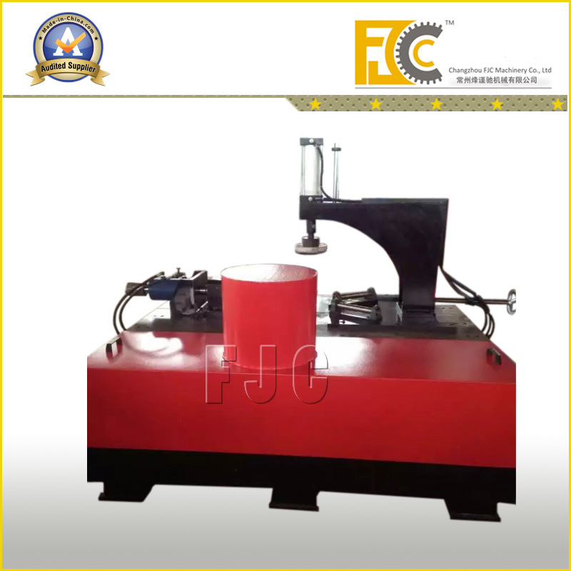Hydraulic Automatic Seal Head Necking Machine
