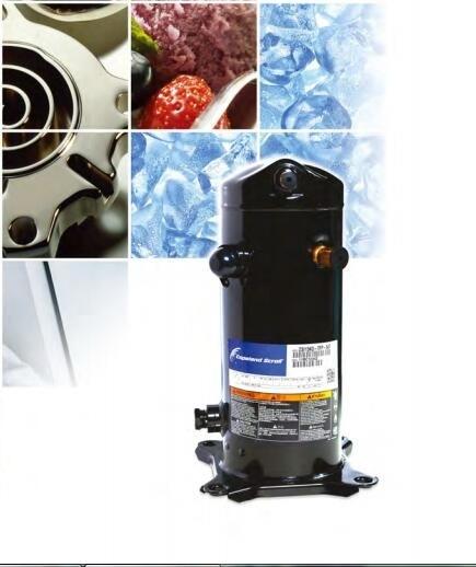 Copeland Scroll Air Conditioning Compressor ZR125KC TFD