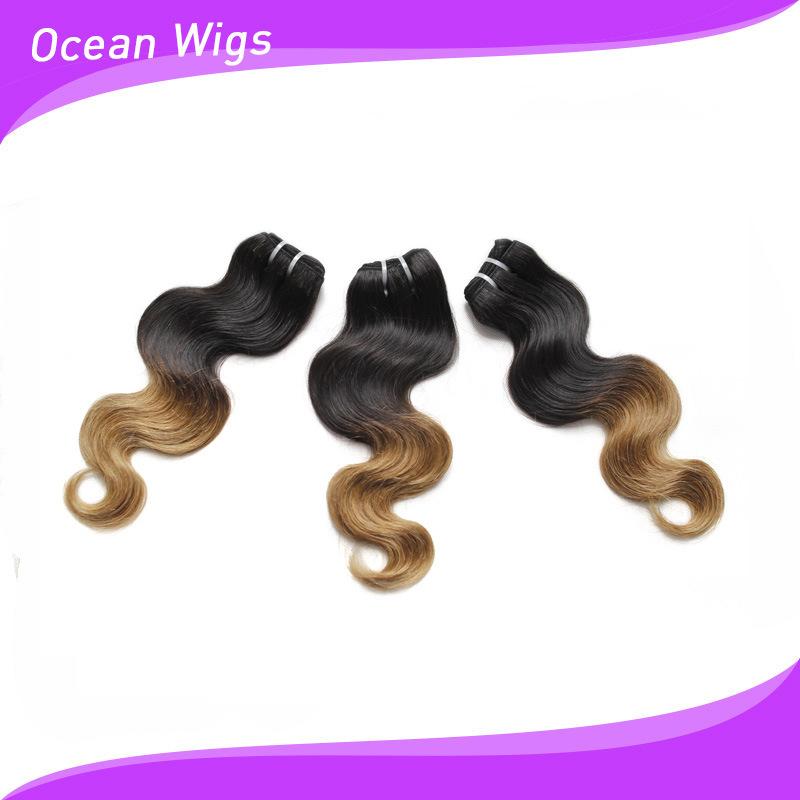 Stock Peruvian Virign Remy Hair Weft (Natural Wave)