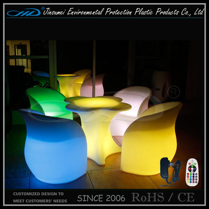 Factory Price LED Furniture for restaurant Hotels
