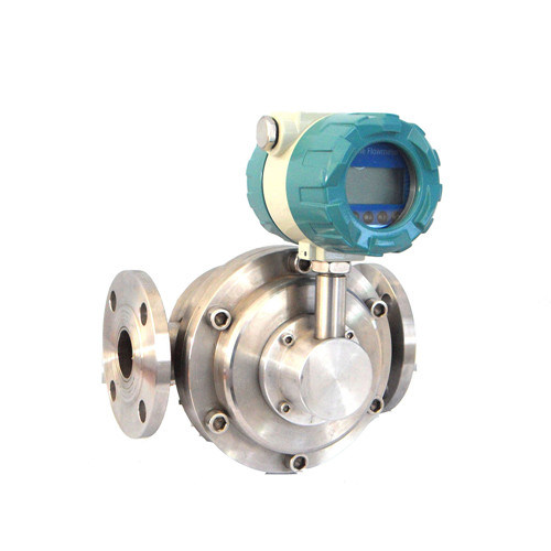 Oval Gear Flow Meter for Waster Water Oil Fuel