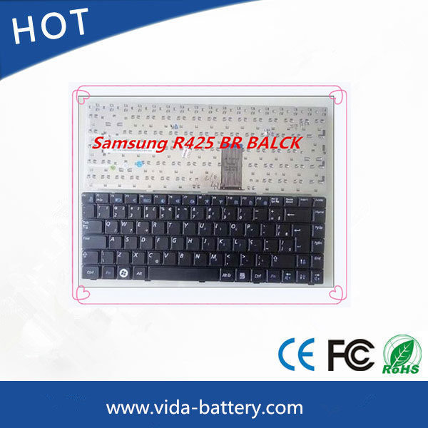Laptop Keyboard with Wried for Samsung A46 R439 R418 R420 R423 R425 R430 R464 P428 P430 Br Version