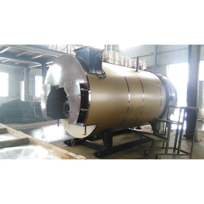 Oil or Gas Fired Steam Boiler