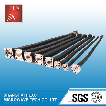High Power Flexible Waveguide From Hexu Microwave