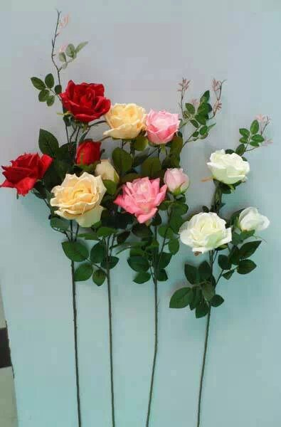 Artificial Flowers of Rose Gu-Jys-00072