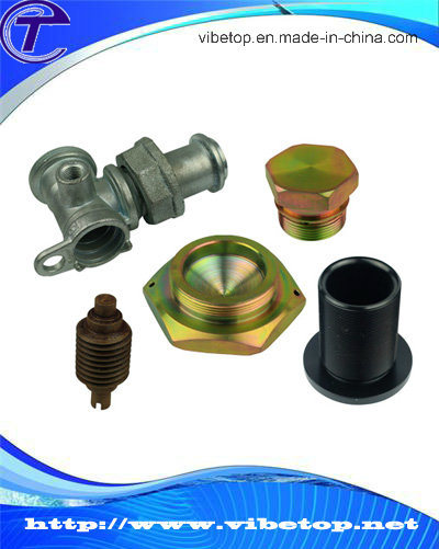 Good Quality High Precision Brass CNC Machining