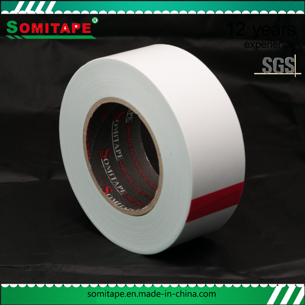 Sh327 Water Based Adhesive Tissue Double Sided Tape for Album Making Somitape