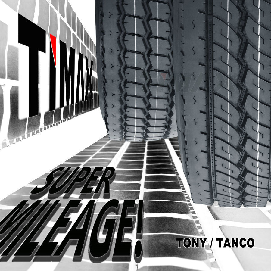 288000kms Timax Commercial Wholesale Semi Cheap Truck Tyres (12.00R24, 1200R24 12R24)