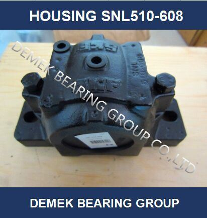 SKF Split Plummer Block Housing Snl Series Snl510-608