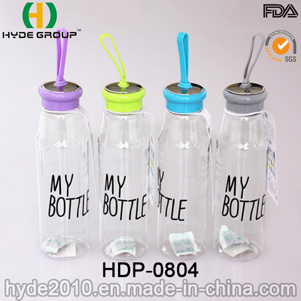 New Style BPA Free Plastic My Bottle (HDP-0804)