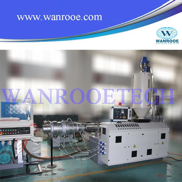 Plastic Machinery Extruder PVC Tube Making Machine Pipe Extrusion Line