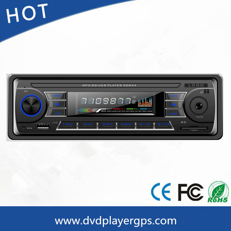 Wholesale Universal Car MP3 Player/CD Player with Radio USB