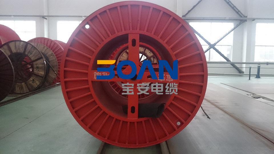 Cu/XLPE/Cts/PVC/Swa/PVC, Power Cable, 19/33 Kv, 3/C (BS 6622)