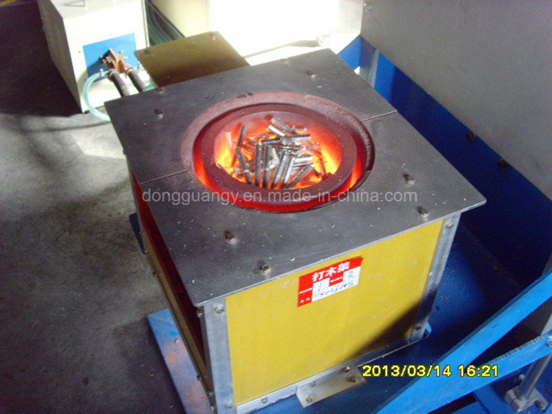 IGBT Portable Induction Melting Furnace Melting 1~200kg Metal