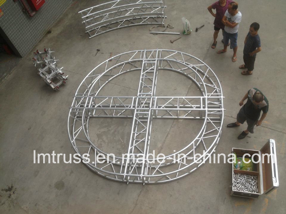 Stage Lighting Aluminium  Exhibition  Advertising Truss