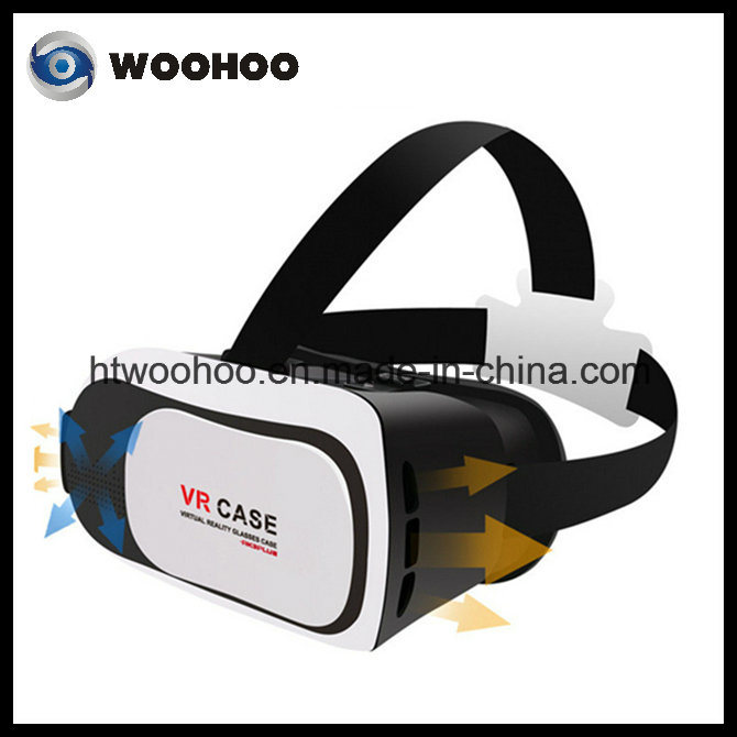 2016 Version 3D Vr Box Virtual Reality Glass