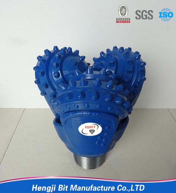 Rubber Sealing Bearing Jet Type Tricone Bit