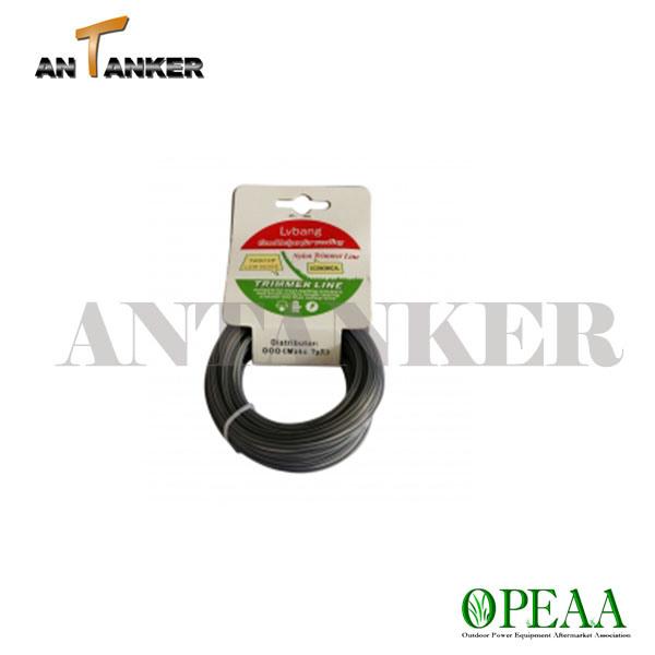 Tractor-Trimmer Line for Garden Equipment