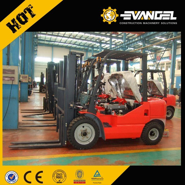 2017 Heli Cpcd20 Diesel Forklift Truck 2ton Yto Electric Forklift Truck