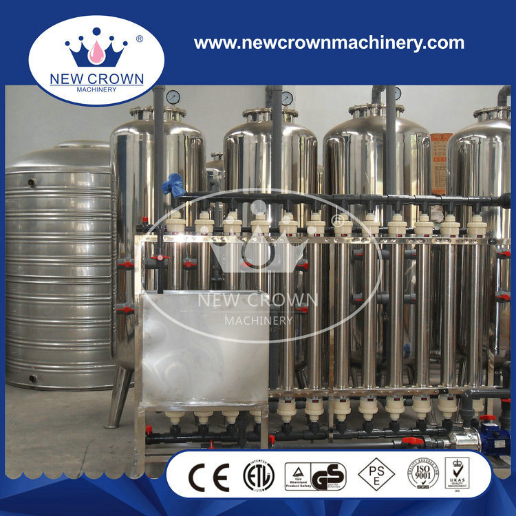 Hollow Super Filter for Mineral Water Production Line