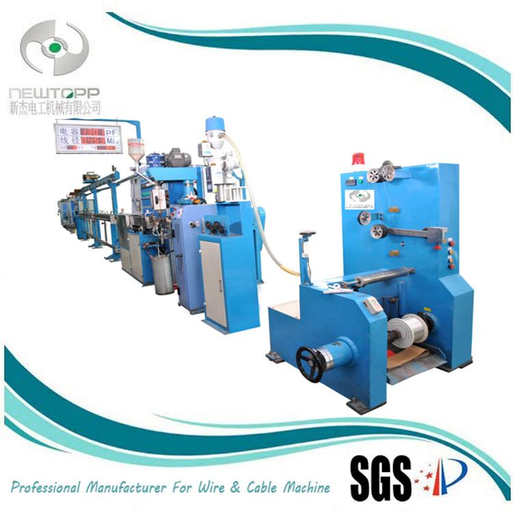 Plastic Cable Extrusion Machine/Plastic Extruder
