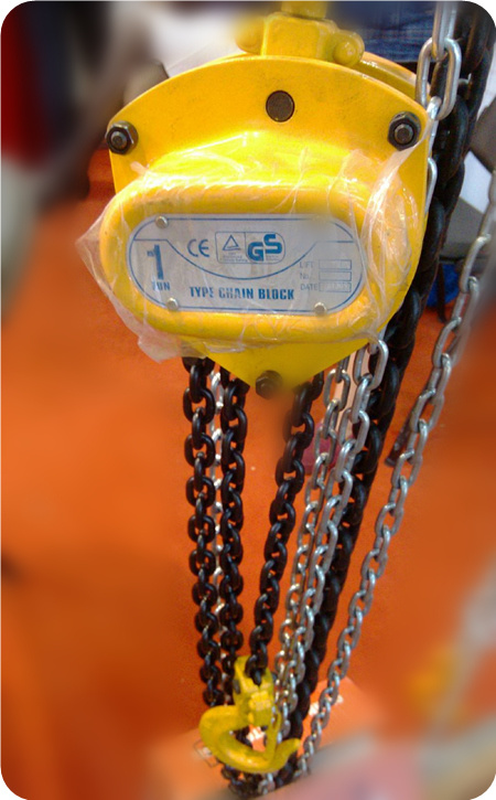 Kt Series High Quality Manual Chain Block