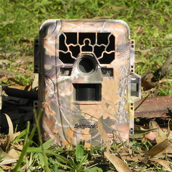12MP HD 1080P Black IR Game Camera