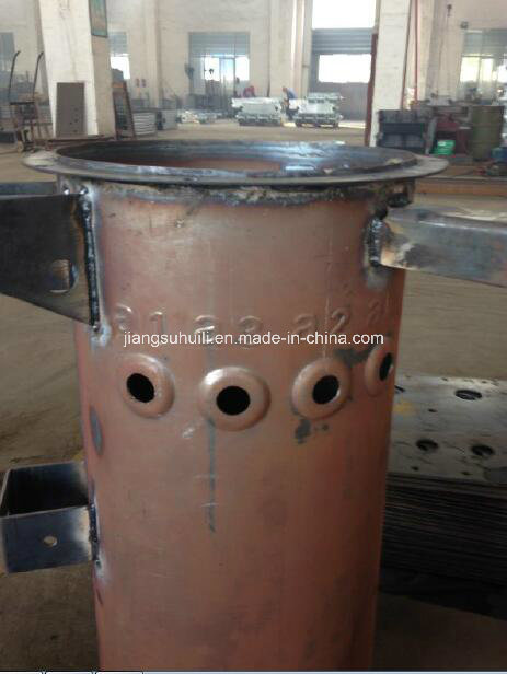 Round Tanks of Distribution Transformer