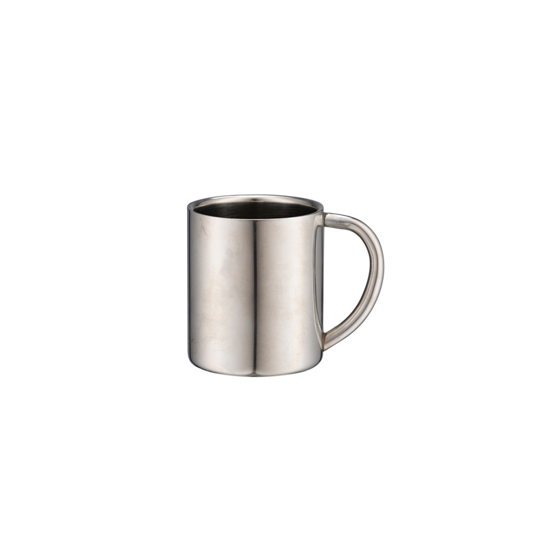 Stainless Steel Travel Mug Coffee Mug with Handle