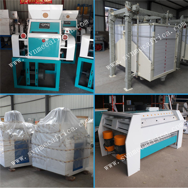 Wheat Flour Milling Machinery for Mill Wheat