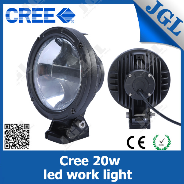 LED Work Lights 20W LED Lighting Offroad Truck Waterproof