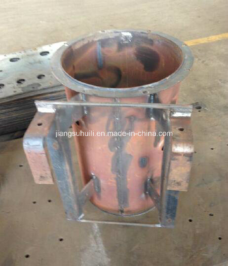 Round Tanks of Distribution Transformer