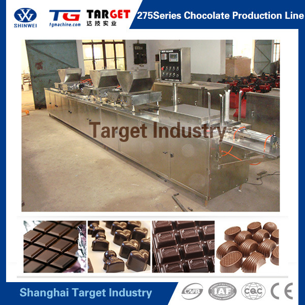 Good Sale Full Automatic Chocolate Moulding Line with Best Price