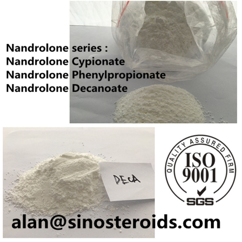 Safety White Crystalline Powder Nandrolone Decanoate / Deca Durabolin