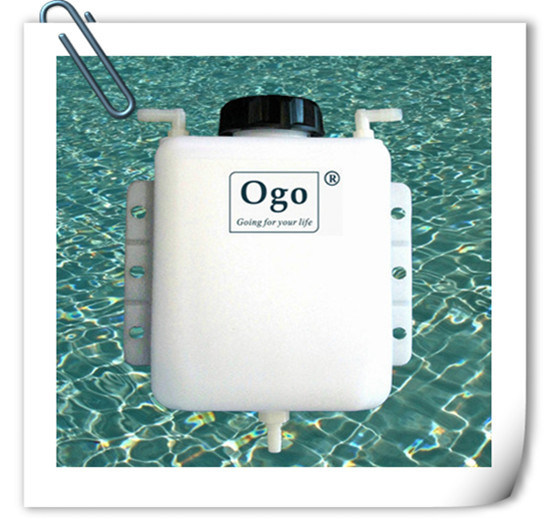 3.0L Hho Water Reservoir/Bubbler Tank