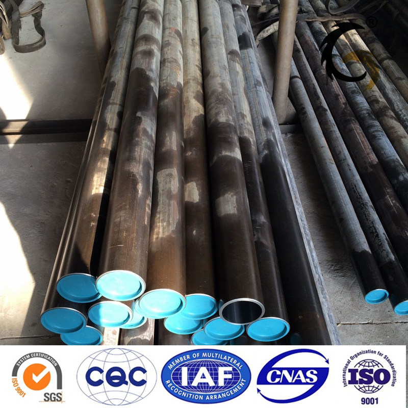 Customized Design Honed Seamless Steel Tube