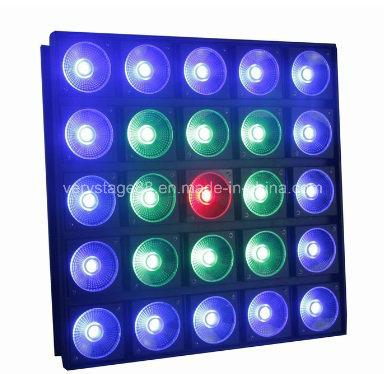 5*5 25head RGB 3 in 1 LED Wash Matrix Blinder