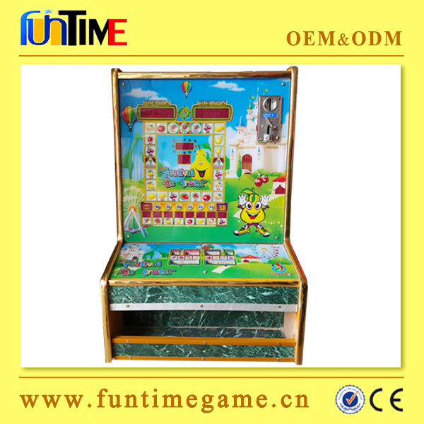 Coin Operated Slot Game Machine