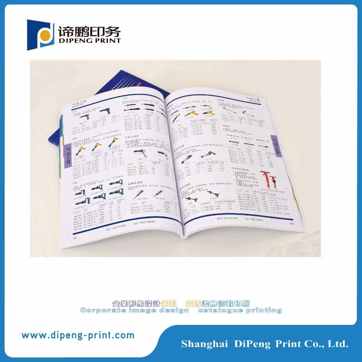 Fresh Color Catalogue Printing Service (DP-C011)