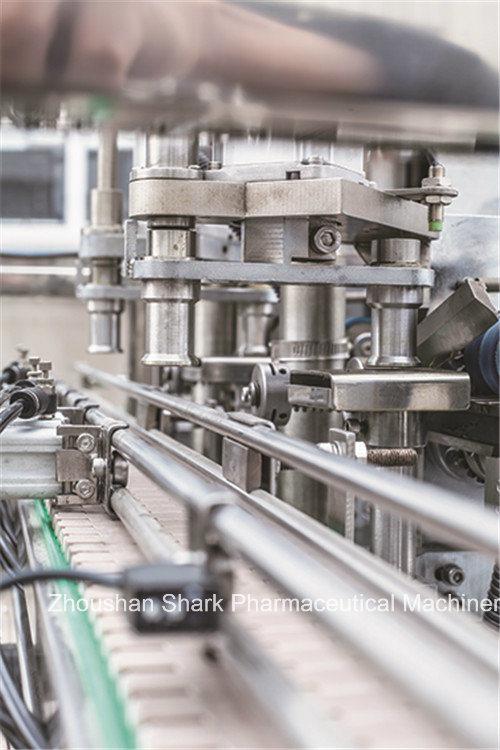 Pharmaceutical High-Speed Paper Inserting Machine