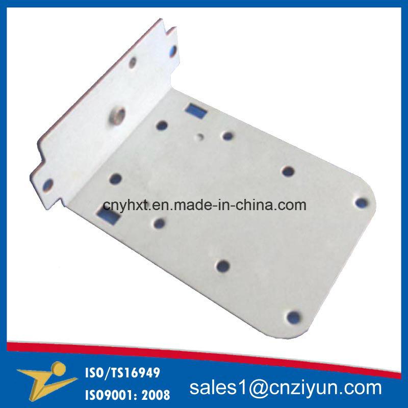 Custom Aluminum Sheet Metal Stampings