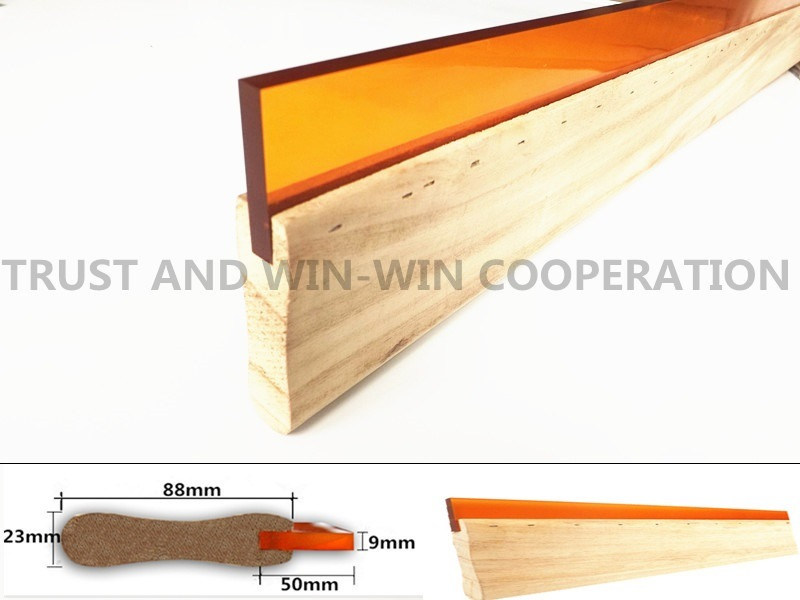 Wooden Squeegee for Screen Printing