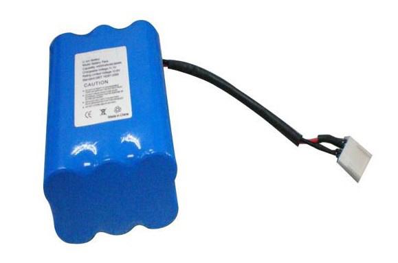 Li-ion 18650 Battery Pack 1.1V 5200mAh