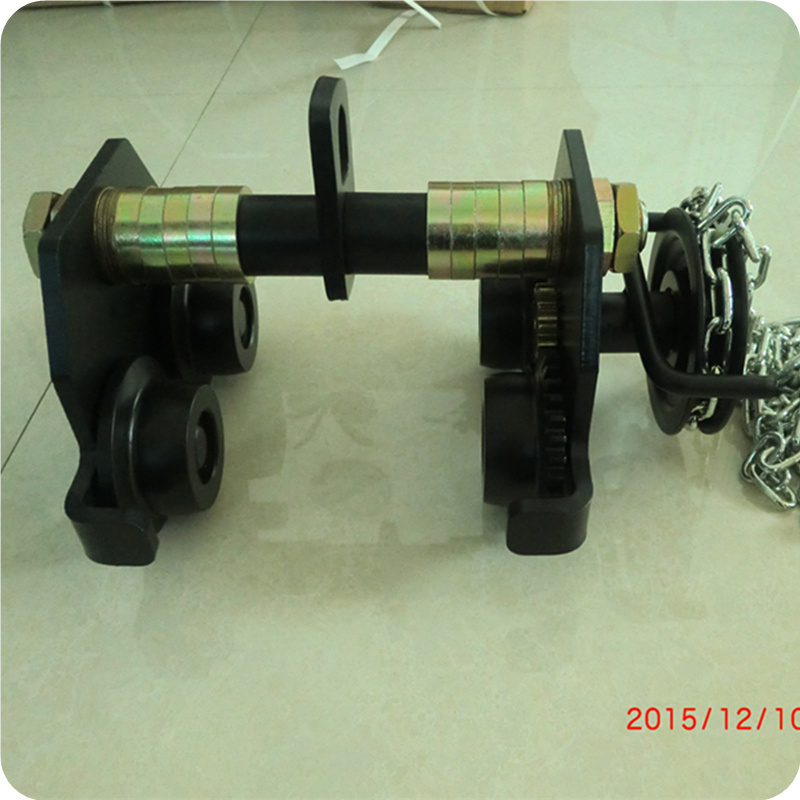 CE Standard Manual Geared Trolley for Chain Block