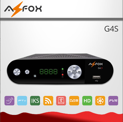 Full 1080P HD DVB-S2 Digital TV Satellite Receiver (G4S)