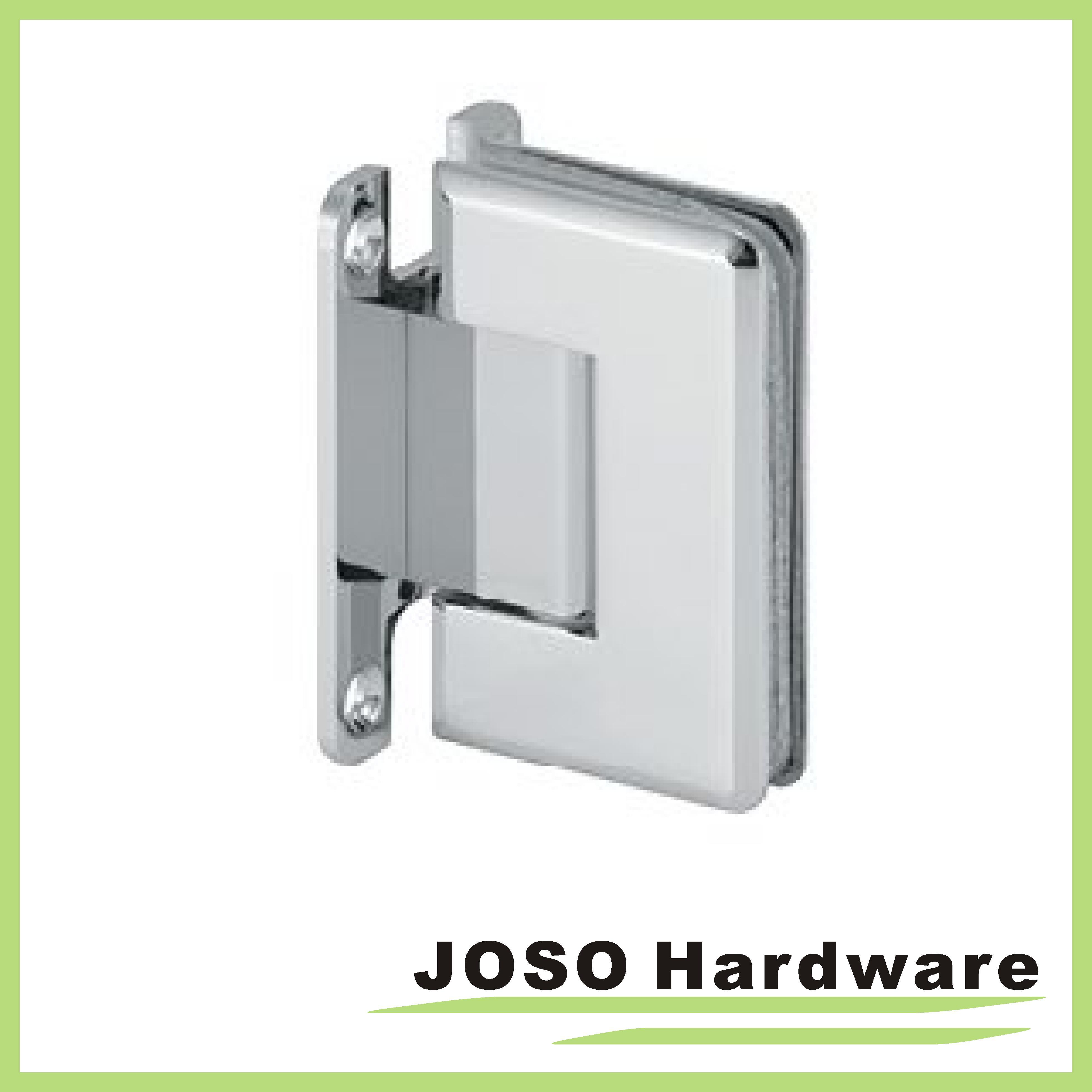 90 Degree Brass Wall Mount Shower Hinge Bh3001