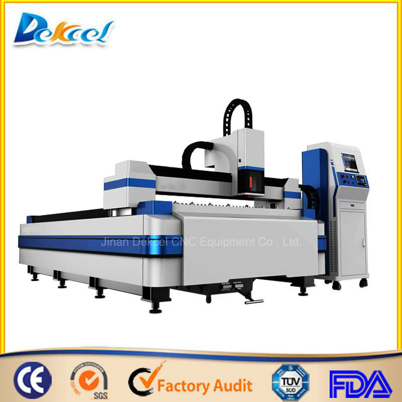 Ss- (304/309/316) Ipg 500W Fiber Metal Laser Cutter Machine Ce/FDA